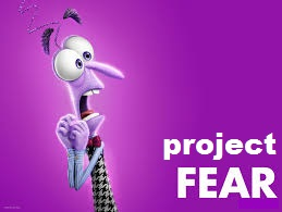 Fear from Inside Out