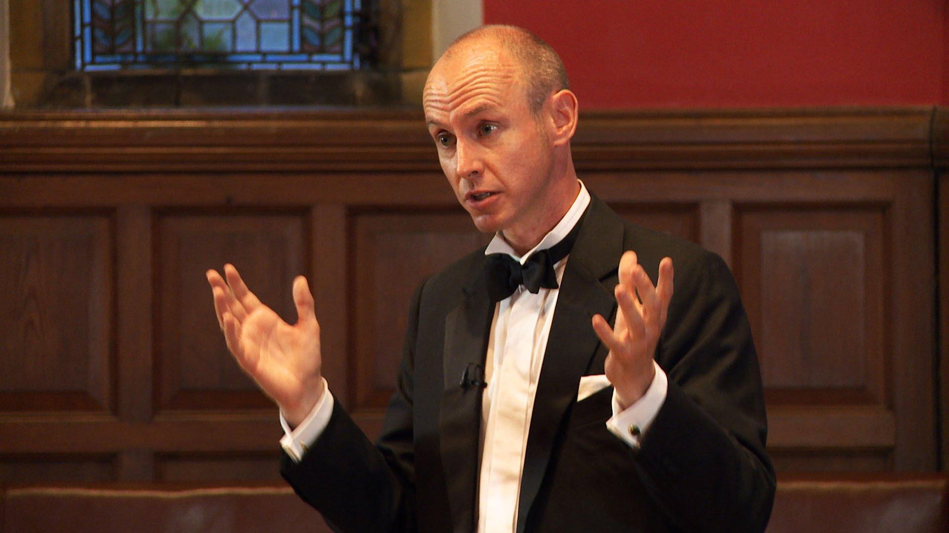 Daniel Hannan, wanker