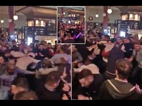 Pub brawl